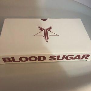 Jeffrey Star Blood Sugar - totally untouched!